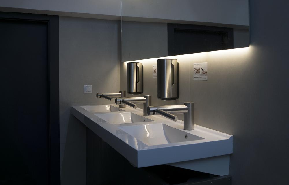 Vilniaus oro uoste atnaujinami tualetai