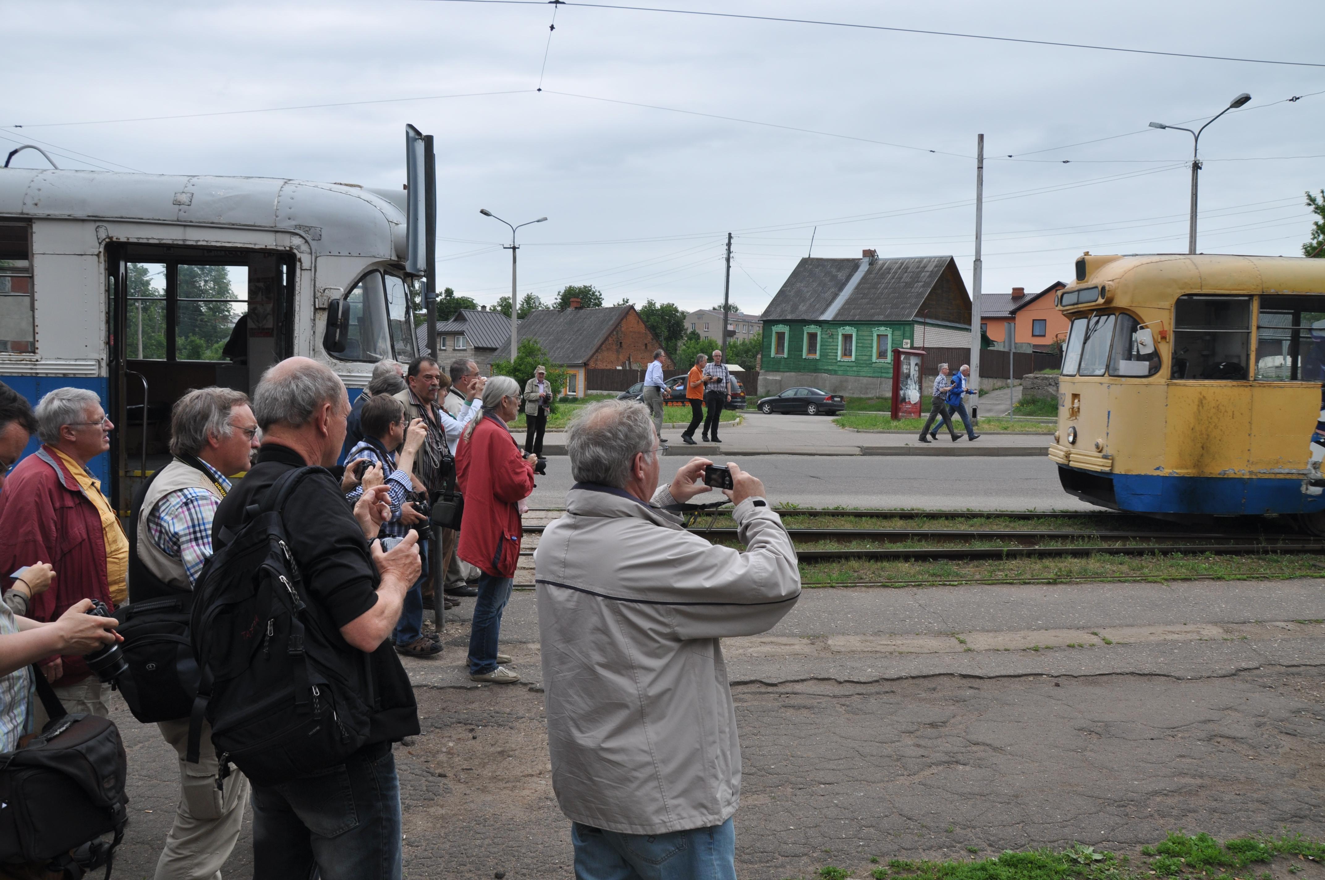Iš Jungtinių Amerikos Valstijų ir Vokietijos – pasivažinėti Vilniaus ir Kauno troleibusais