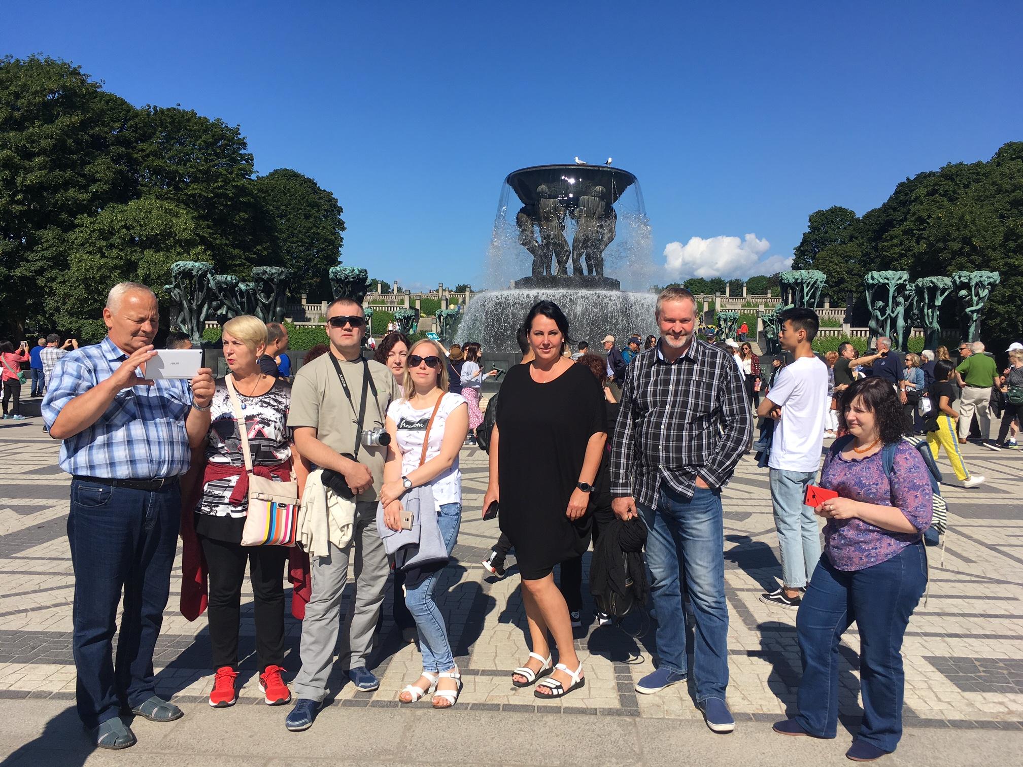Lietuviai po Skandinaviją keliavo nemokamai