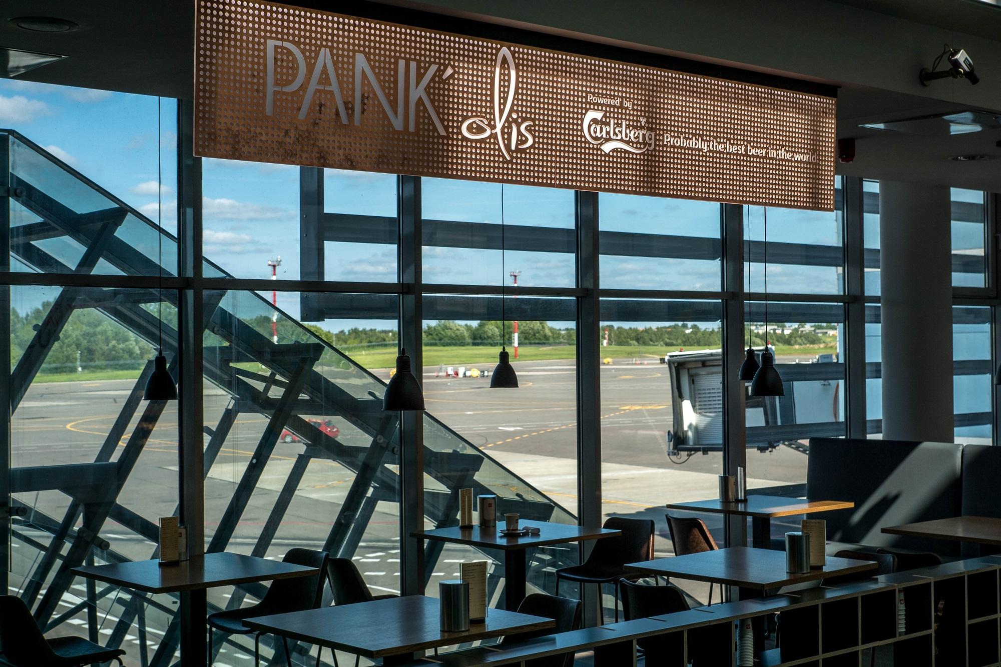 Naujasis restoranas Vilniaus oro uoste – įmantriausių skonių meka, kurioje nenuobodžiaus ir vaikai