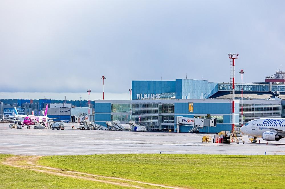 Rygą besivejančiame Vilniaus oro uoste – didžiausias keleivių prieaugis Baltijos šalyse