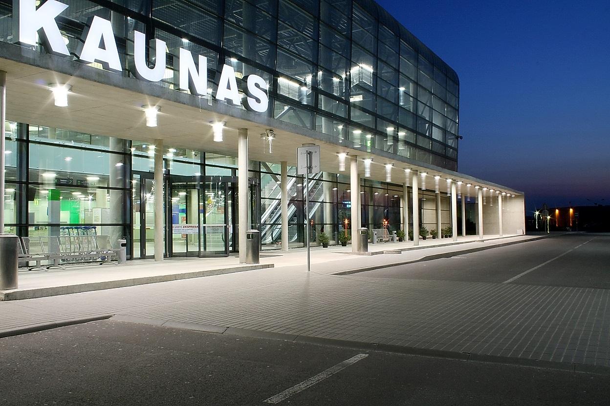 Už neregėtą augimo tempą Kauno oro uostas dėkoja juo patikėjusiems keleiviams