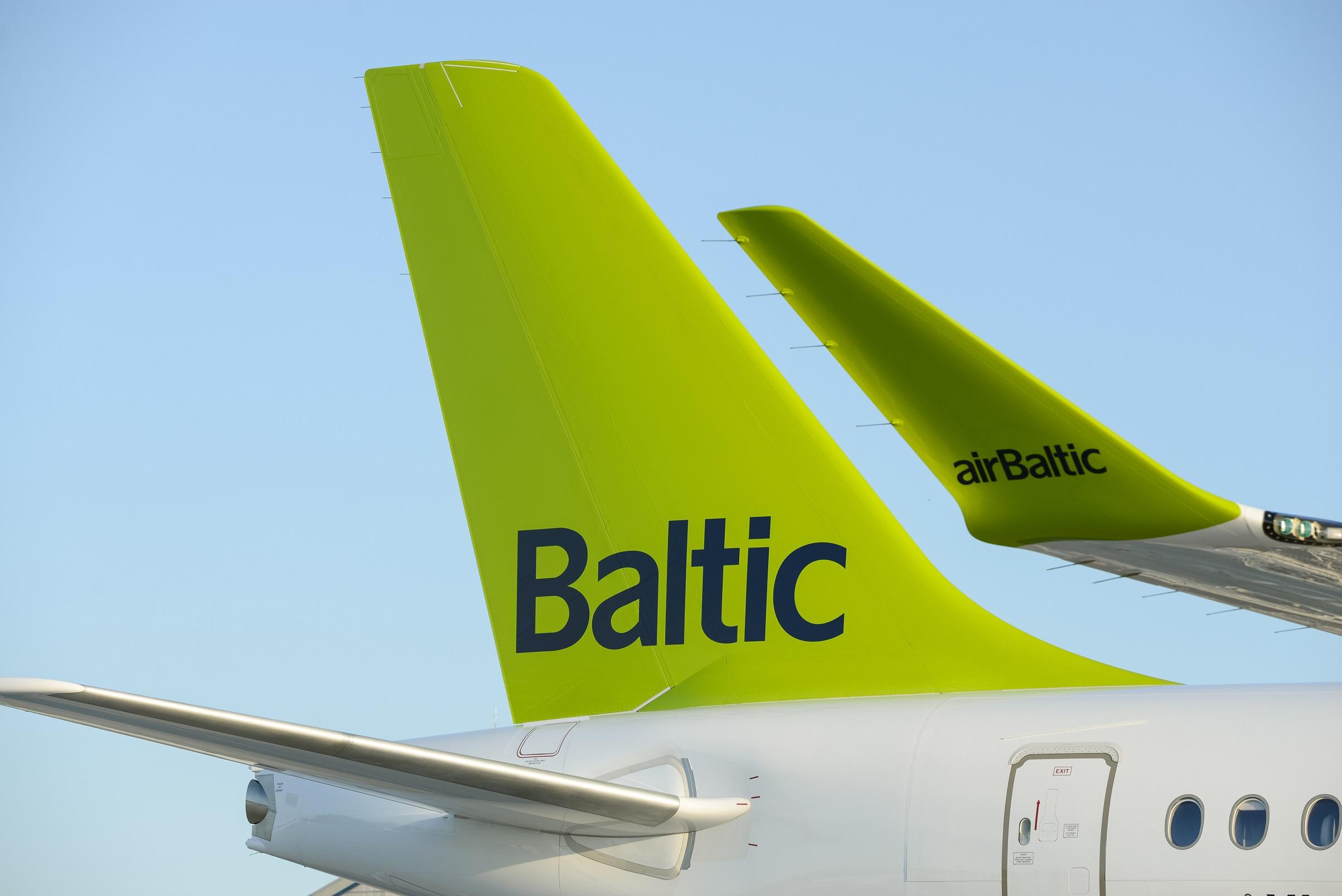 """""""airBaltic"""" skraidins į penkis Pasaulio futbolo čempionato miestus Rusijoje"""