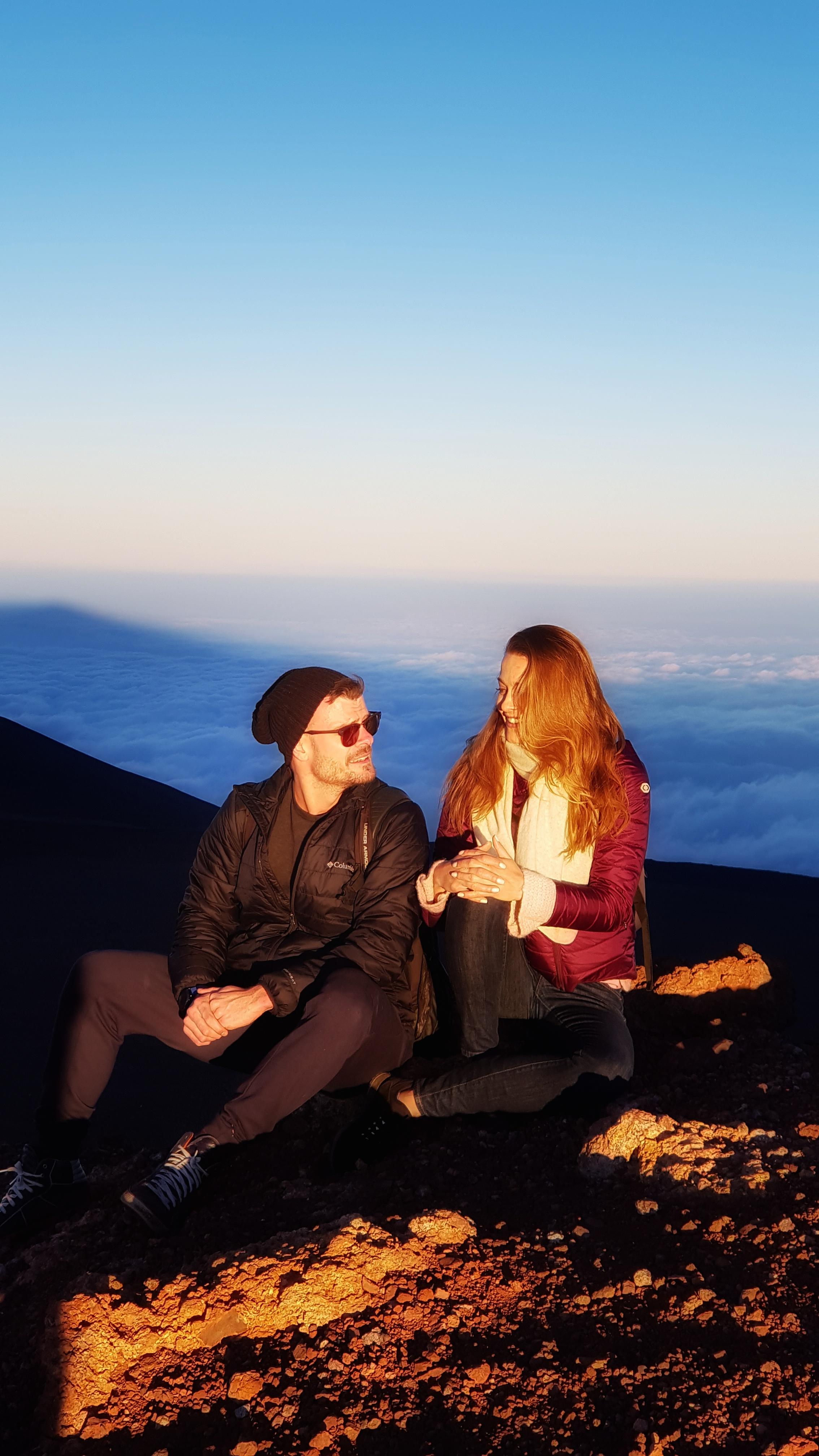 """Iš Havajų sugrįžę M. Rainys ir M. Jašinskytė: """"Kiekvienos atostogos yra tam tikras iššūkis"""""""