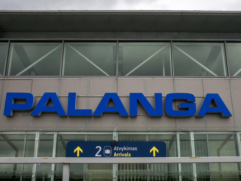 Automobiliais į Palangos oro uostą atvykstantiesiems – naujos stovėjimo vietos