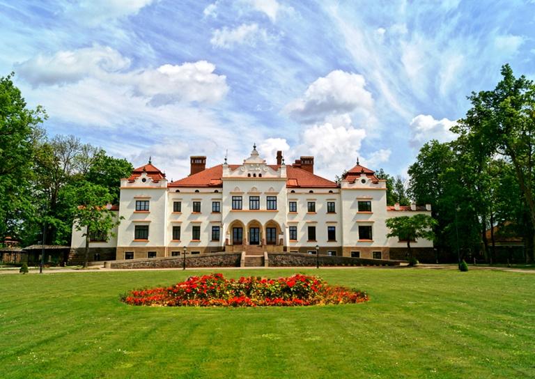 Pažinimo ir kelionių projektas: Aplankykime Baltijos pilis ir dvarus