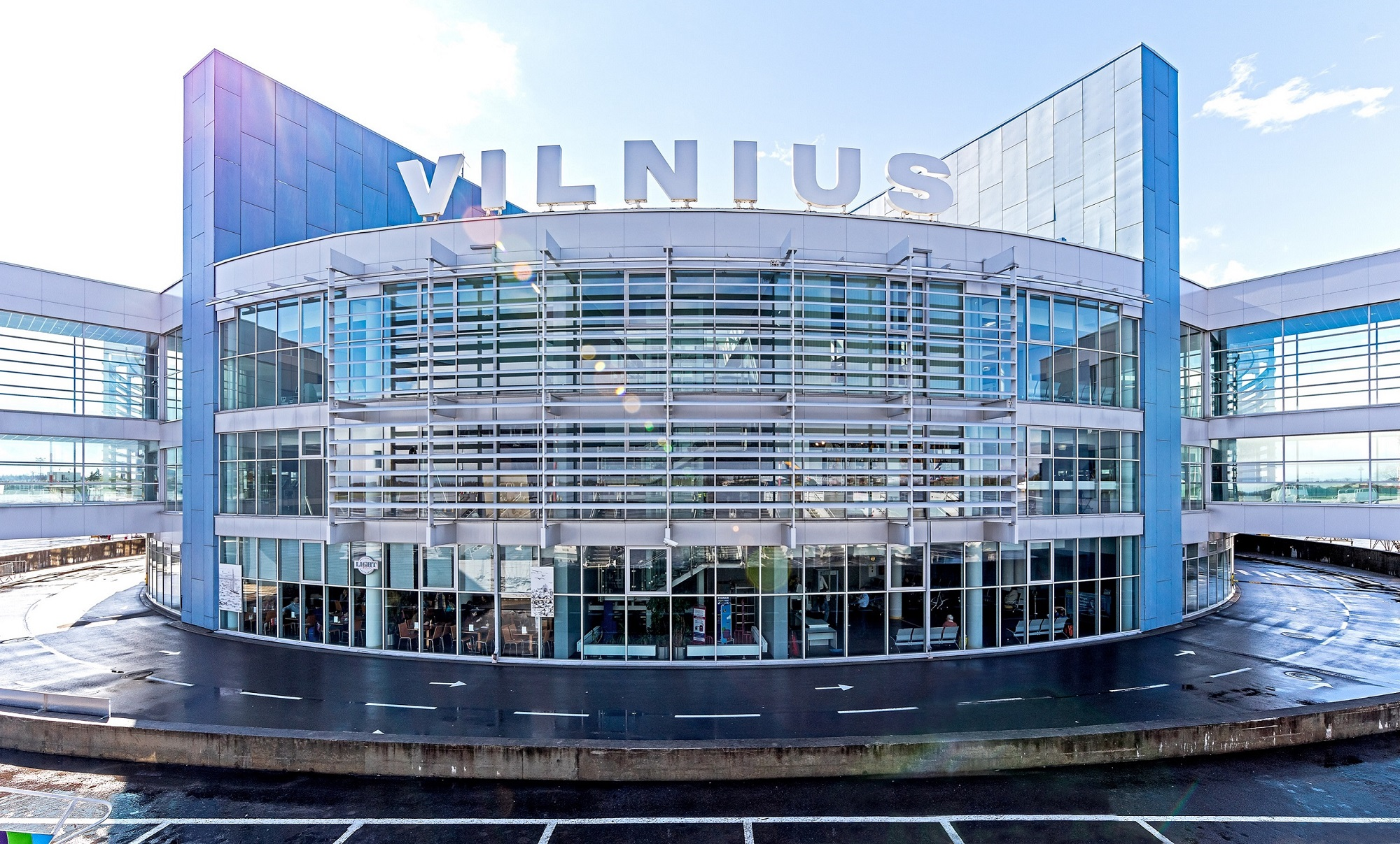 Jubiliejinis keleivis Vilniaus oro uoste – mėnesiu anksčiau nei pernai