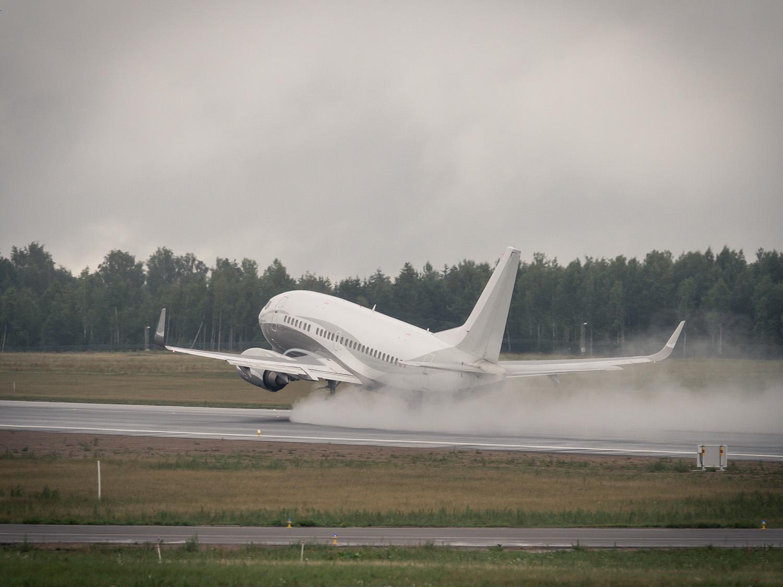 Skelbiamas konkursas oro bendrovėms skraidinti iš Vilniaus į Londono Sitį