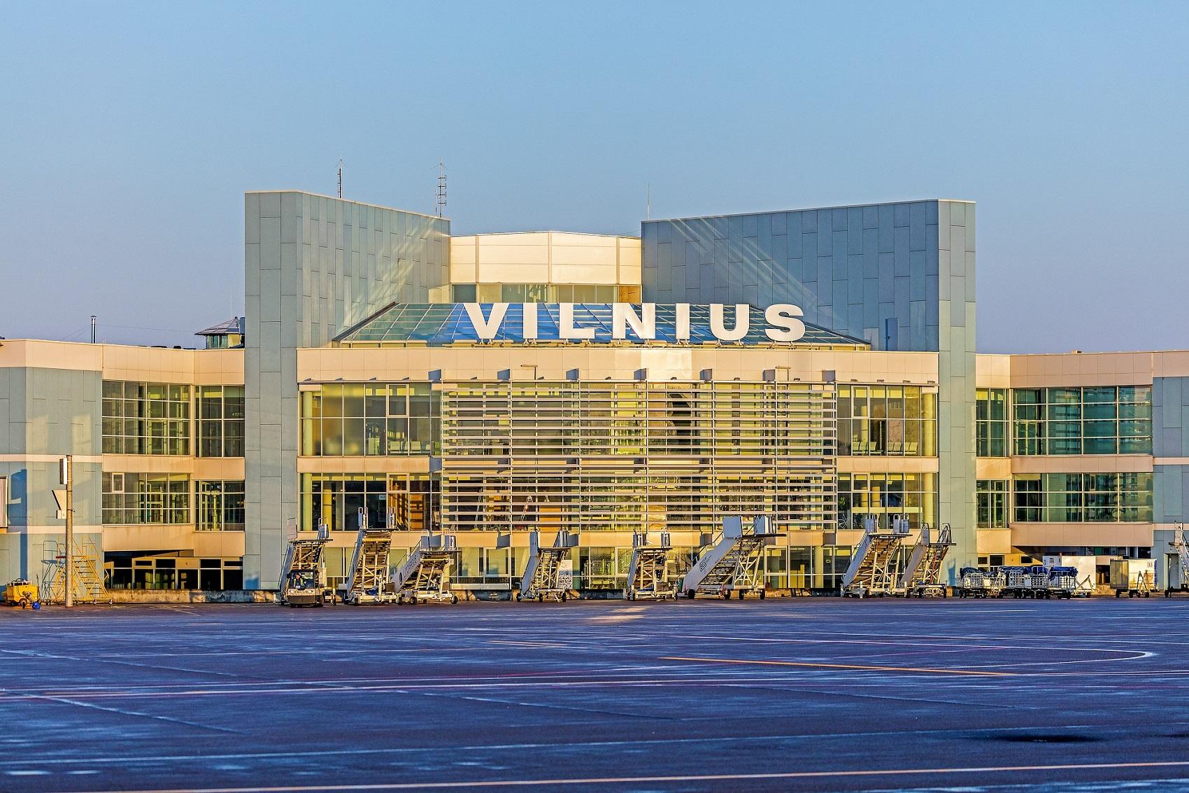 Vilniaus oro uostas atnaujina triukšmo monitoringo sistemą