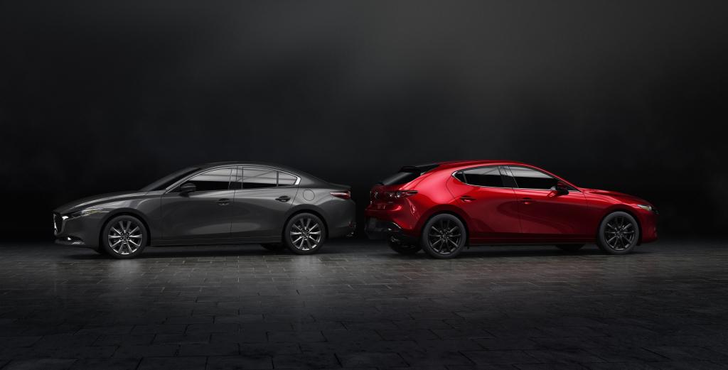 """Pirmoji kregždė: naujoji """"Mazda3"""" debiutavo JAV"""