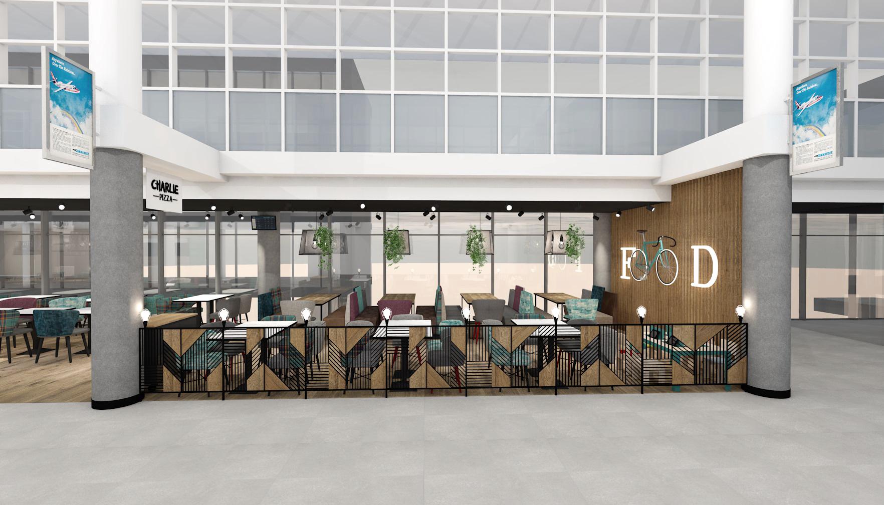 Platesnis maisto pasirinkimas Vilniaus oro uosto keleiviams – atsidarys naujos picerijos