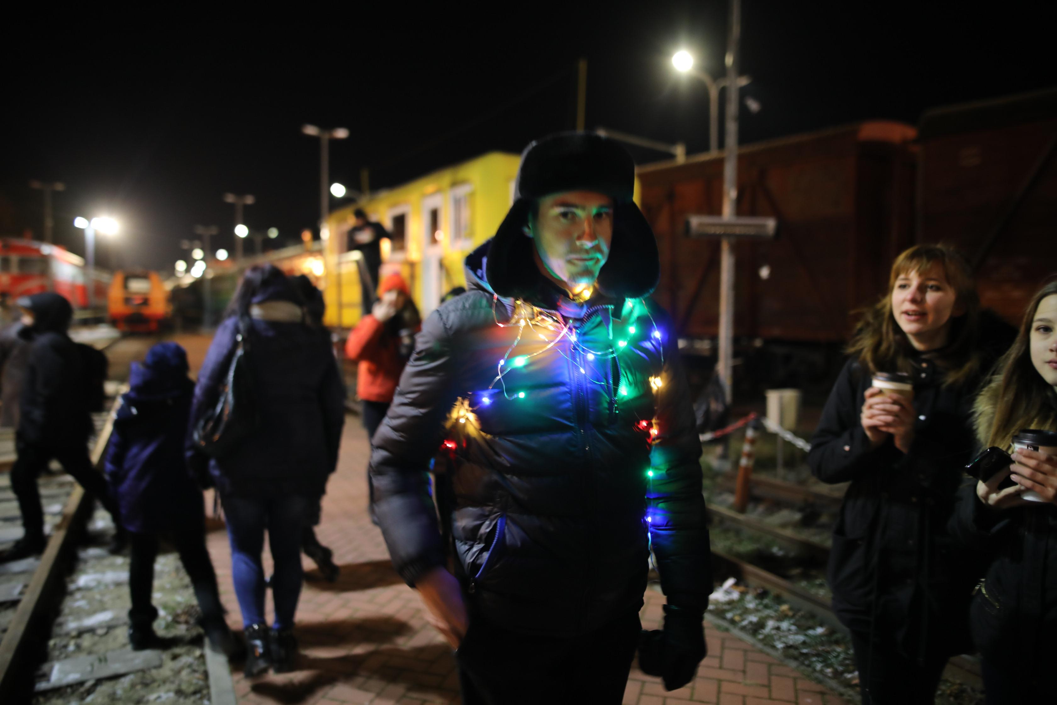 Pirmą kartą Vilniuje – alternatyvus kalėdinis miestelis Stoties rajone