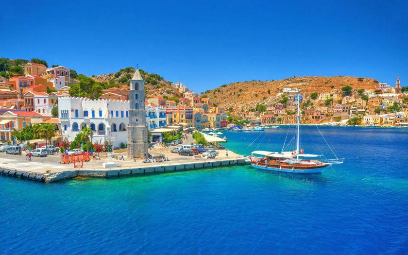 Šiemet daugiausia lietuvių atostogaus Graikijos salose